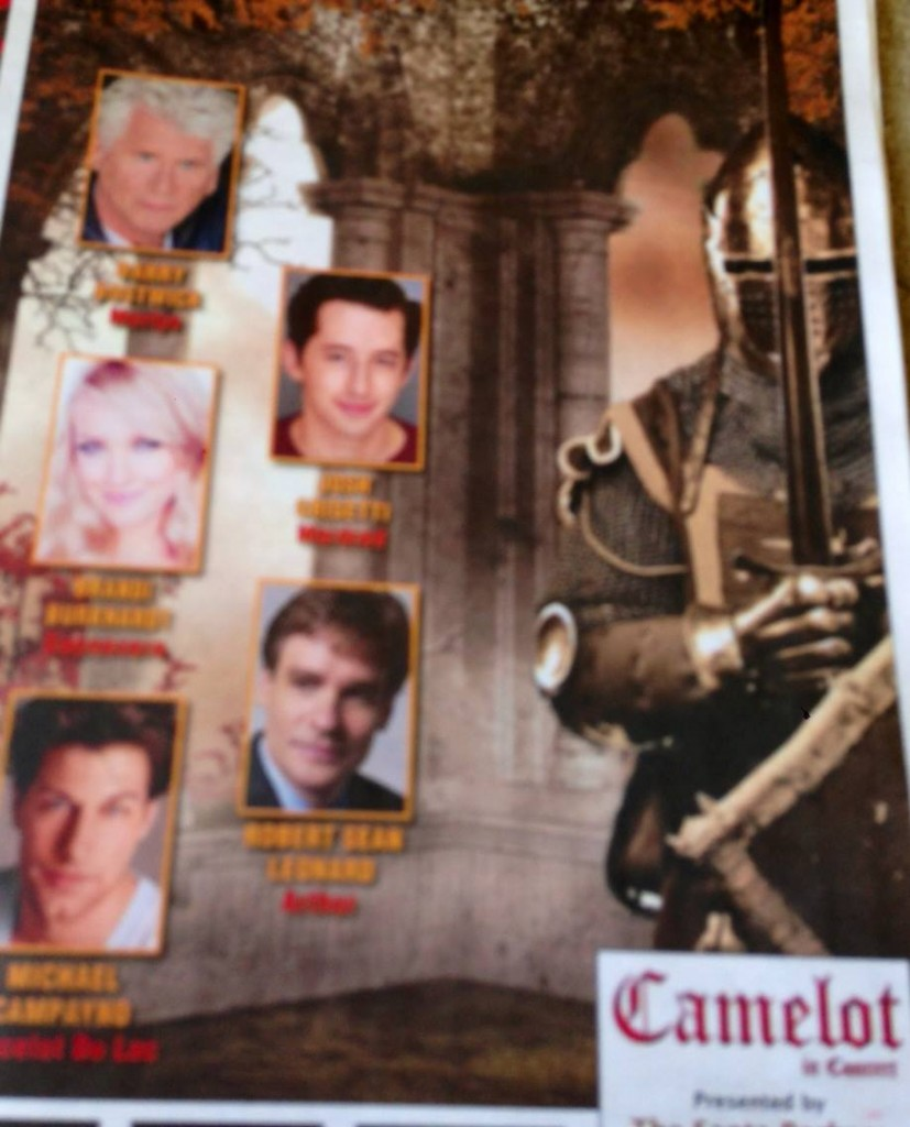 June 21-22, Camelot in Concert. Granda Theater. www.granadasb.org.